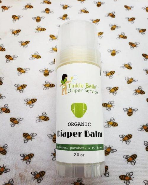Tinkle Belle Organic Diaper Balm