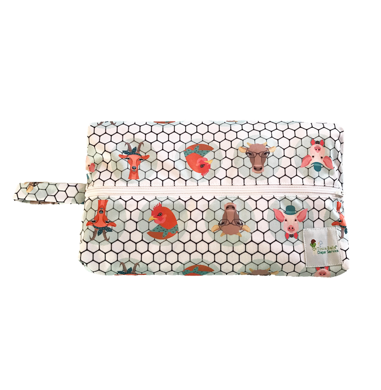 Cloth Wipes bag