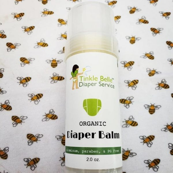 Tinkle Belle Organic Diaper Balm